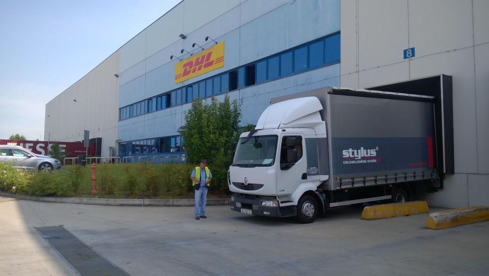 Prijevoz kamion Rijeka