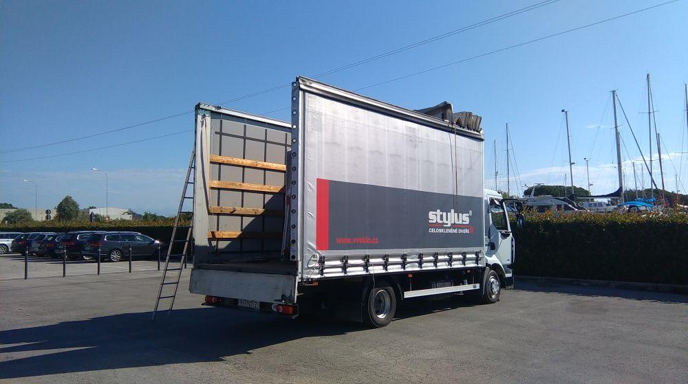 Prijevoz kamionom cijena